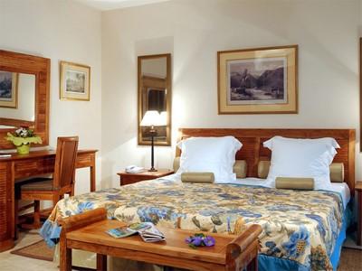 Chambre Supérieure de l'Hotel Saint Alexis Réunion