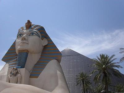 Le Sphinx du Luxor