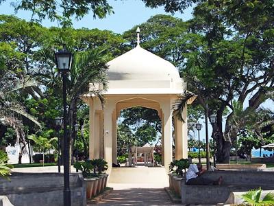 Les jardins Forodhani