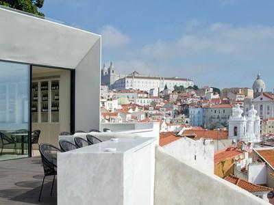 Tous nos hôtels à Lisbonne