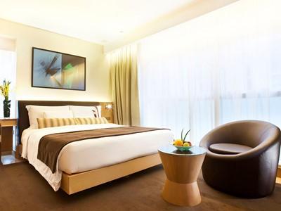 G500 LKF Superior Room de l'hôtel LKF by Rhombus à Hong Kong