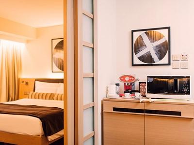 Lan Kwai Fong Suite de l'hôtel LKF by Rhombus à Hong Kong
