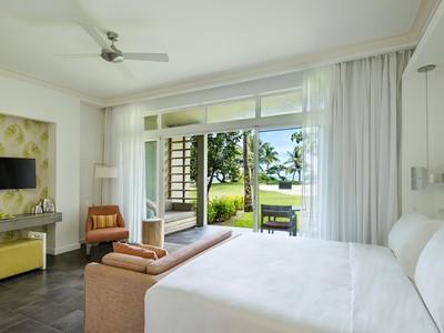 Junior Suite Beach Access