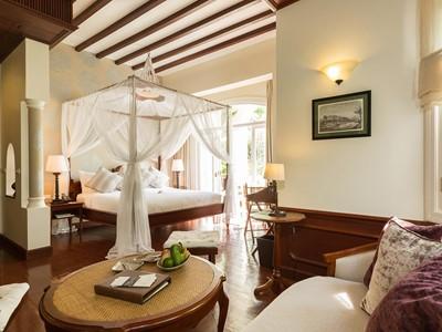 Suite Pioneer du Luang Say Residence à Luang Prabang