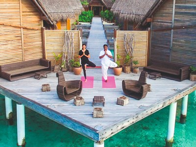 Voyage sur mesure aux Maldives