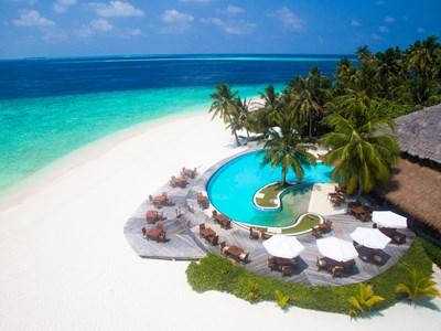 Hôtels 4 étoiles aux Maldives