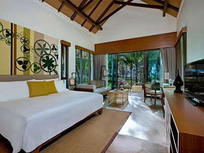 Pool Villa de l'hôtel Manathai à Khao Lak