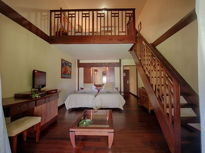 Family Garden Duplex du Manava Beach Resort Moorea