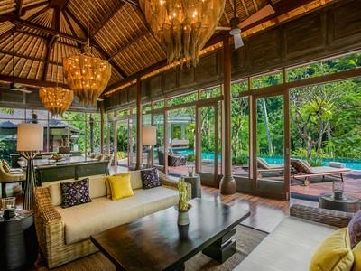 Mandapa 3 Bedroom Pool Villa