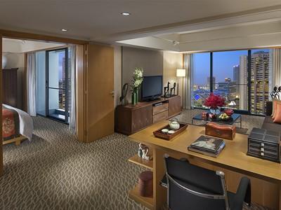 City Suite du Mandarin Oriental à Singapour