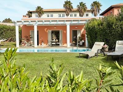 Villa Delos Piscine Privée du Mandola Rosa en Grèce