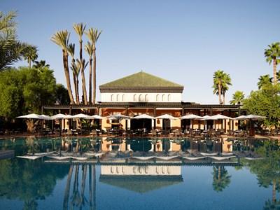 Tous nos hôtels au Maroc