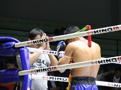 Assistez à un match de Muay Thaï à Bangkok