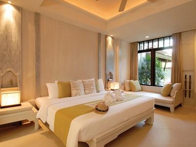 Grand Deluxe du Melati Beach Resort en Thailande