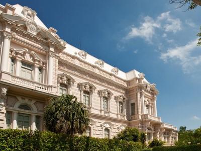 Le Palacio Canton à Mérida