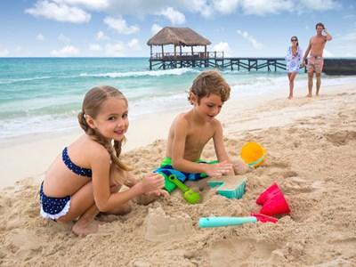 Vacances en famille au Mexique