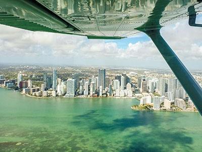 Miami vue du ciel