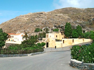 Monastère de Prévéli
