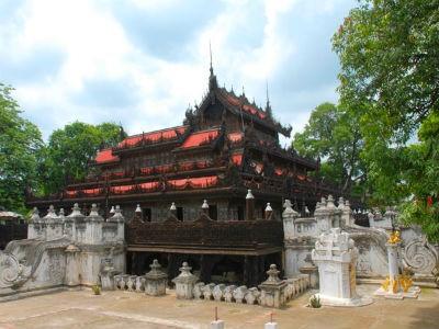 Monastère Shwenandaw