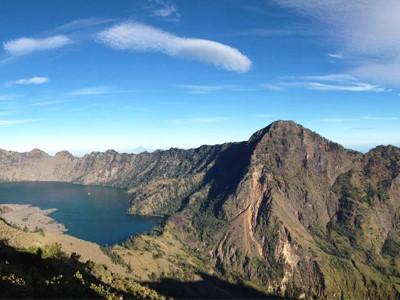 Mont Gunung Rinjani