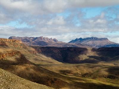 Montagnes de Cederberg