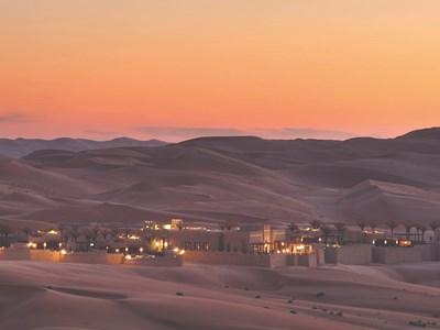 Hôtels top au Moyent-Orient
