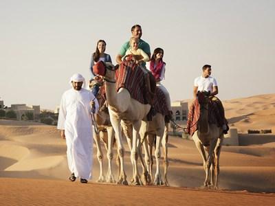 Voyage sur mesure au Moyen-Orient