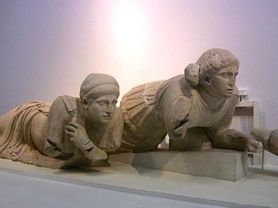 Musée archéologique d'Olympie