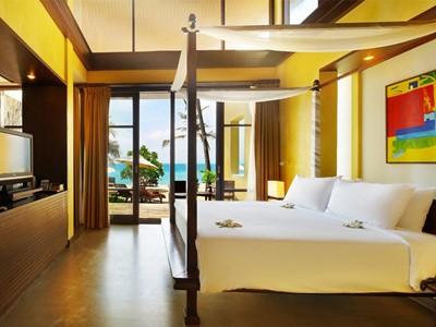 Beachfront Villa du New Star Beach Resort à Koh Samui