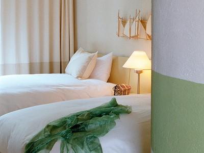 Chambre Classique de l'hôtel Nicolas de Ovando à St-Domingue