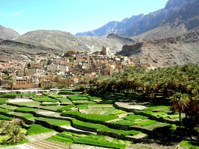 Nizwa et les secrets du Hajar