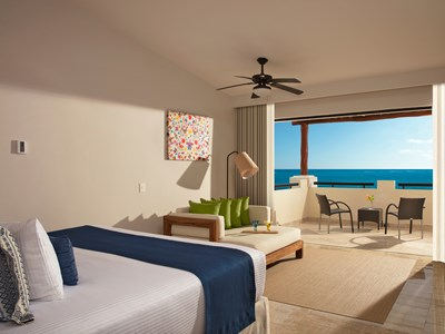 Preferred Club Master Suite Ocean Front