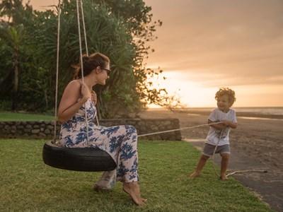 Vacances en famille à Nusa Dua