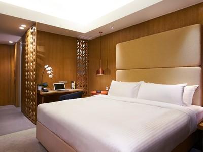 Superior Room de l'Oasia Hotel Downtonwn à Singapour