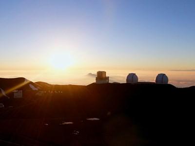 Observatoire Mauna Kea (en groupe)