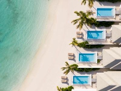 Vue des belles Grand Beach Suites with Pool