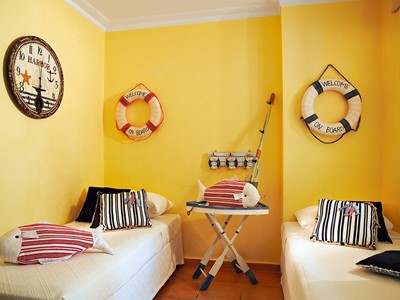 Riviera Family Guestroom Vue Mer de l'Olympia Riviera Thalasso