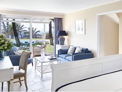 Junior Suite Covered Veranda & Garden