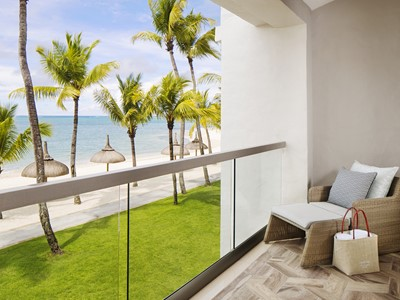 Beach Front Balcony Room