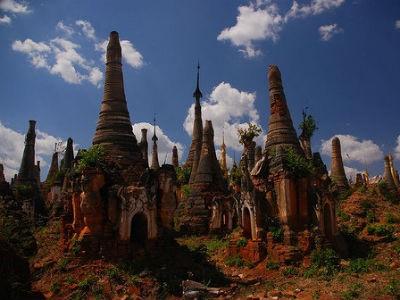 Pagode Shwe Indein
