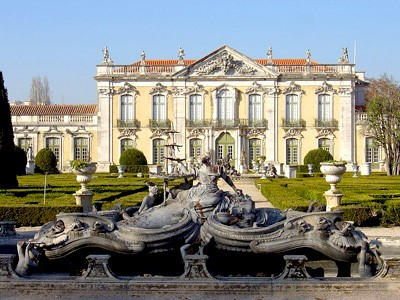 Palais royal de Queluz