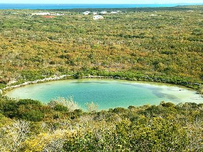 Parc National de Blue Holes