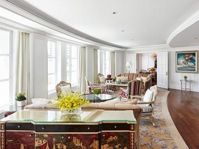 Presidential Suite de l'hôtel Park Hyatt Saigon