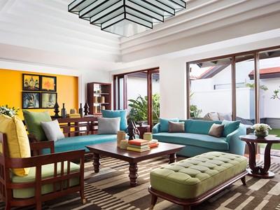 Rooftop Garden Suite de l'hôtel Park Hyatt à Siem Reap