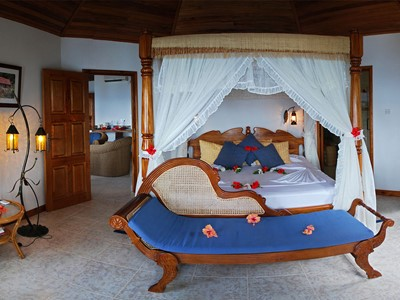 Honeymoon Suite du Patatran Village aux Seychelles