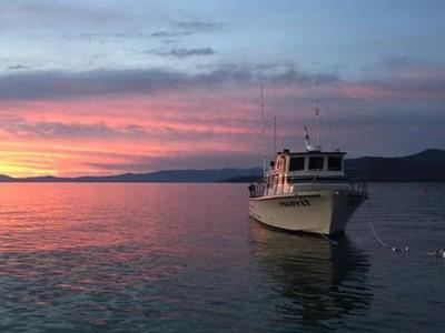 Pêche sur le Lac Tahoe (5h)