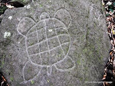 Pétroglyphes de Haranae
