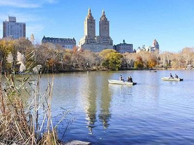 Visite guidée de Central Park à pieds