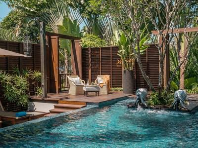 Villas avec piscine privée à Phuket