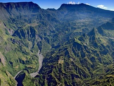 Pitons, Cirques et remparts de l'Ile de la Réunion